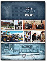 2014 Adopted Budget Cover