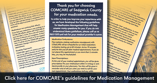 Medication management guidelines
