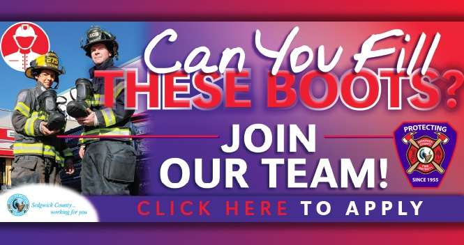 Sedgwick County Fire District Job Openings