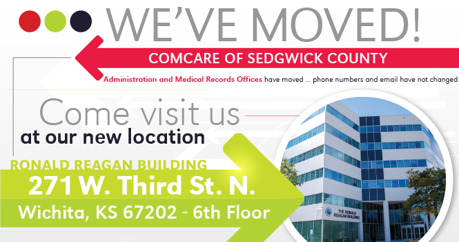 Comcare has Moved to 271 W. Thirds St. N. 6th Floor.
